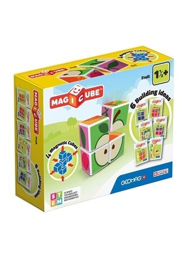 Geomag Magicube  Meyve Paketi 131 Renkli